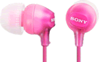 Sony oortjes MDREX15