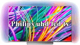 Philips led uhd tv kopen