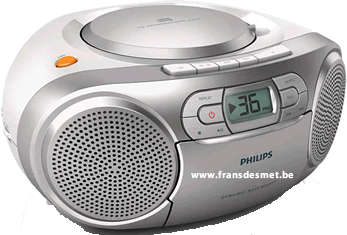 Philips soundmachine AZ127