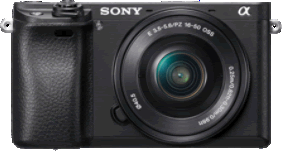 Sony digitale foto camera ILCE6300