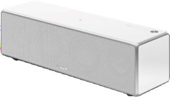 Sony SRS-ZR7W wit