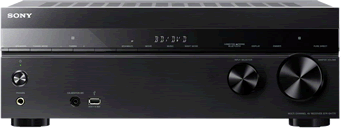 Sony receiver STRDH770