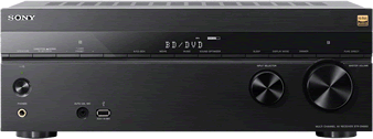 sony receiver STRDN860